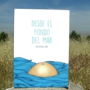 Libro de poesía Desde el fondo del mar